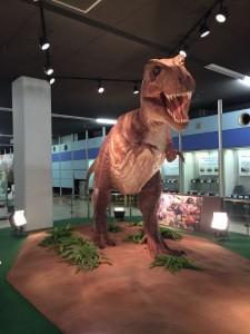 京都 科学センター 恐竜